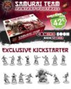 Zenit Minitatures Samurai Team Kickstarter Announcement