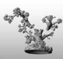 AntiMatter Games Giant Soft Coral STL 2