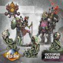 Eden OctopusKeepers Art