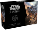 Fantasy Flight Games Star Wars Legion Downed AT ST Battlefield Expansion 1