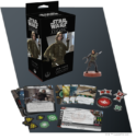 Fantasy Flight Games Star Wars Legion Jyn Erso Commander Expansion 3