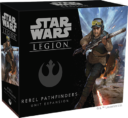 Fantasy Flight Games Star Wars Legion Rebel Pathfinders Unit Expansion 1