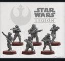 Fantasy Flight Games Star Wars Legion Rebel Pathfinders Unit Expansion 6