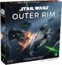 Fantasy Flight Games Star Wars Outer Rim 1