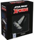 Fantasy Flight Games Star Wars X Wing Sith Infiltrator Expansion Pack 1