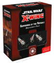Fantasy Flight Games X Wing Guardians Of The Republic Squadron Pack 1