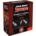 Fantasy Flight Games X Wing Guardians Of The Republic Squadron Pack 2