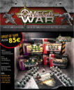Flame Drop Games OMEGA WAR CLOSE FUTURE MINIATURE WARGAME 1