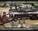 Flame Drop Games OMEGA WAR CLOSE FUTURE MINIATURE WARGAME 11
