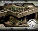 Flame Drop Games OMEGA WAR CLOSE FUTURE MINIATURE WARGAME 14