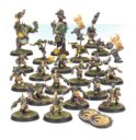 Forge World Blood Bowl Blood The Scarcrag Snivellers Full Roster And Subs
