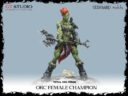 GT Studio Orc Warband Collectors By Yedharo And GT Studio Creations 7