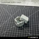 Kromlech Legionary Supply Crate 04