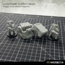 Kromlech Legionary Supply Crate 05