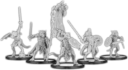 Mierce Miniatures EORIC'S PACK, WERWULF UNIT (5x Warriors W Cmd)