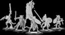Mierce Miniatures EORIC'S PACK, WERWULF UNIT (5x Warriors W Cmd)