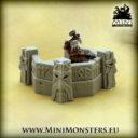 Mini Monsters Dwarf Command Post 03