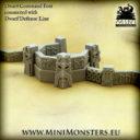 Mini Monsters Dwarf Command Post 05