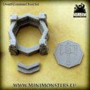 Mini Monsters Dwarf Command Post 06