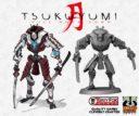 Tsuki Cyber Samurai