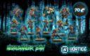 Vórtice Miniatures Oyxlkrox Ancestors Kickstarter 30