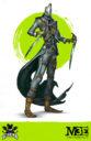 Wyrd Games Malifaux Agent 46 1