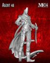 Wyrd Games Malifaux Agent 46 4