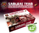 ZM Zenit Samurai Team Fantasy Football 2