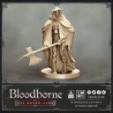 CMON Bloodborne Board Game Church Giants