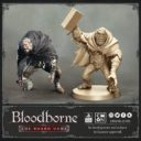 CMON Bloodborne Board Game Huntsman's Minion