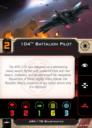 Fantasy Flight Games Star Wars X Wing ARC 170 Starfighter Expansion Pack 11