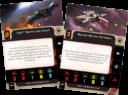 Fantasy Flight Games Star Wars X Wing ARC 170 Starfighter Expansion Pack 13