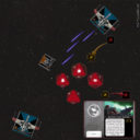 Fantasy Flight Games Star Wars X Wing ARC 170 Starfighter Expansion Pack 18