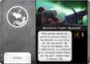 Fantasy Flight Games Star Wars X Wing ARC 170 Starfighter Expansion Pack 20