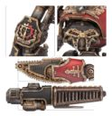 Games Workshop Adeptus Titanicus Reaver Titan Waffen Meltergeschütz, Kettenfaust, Vulkangeschütz Und Turbolaser 2