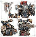 Games Workshop Warhammer 40.000 Chaos Space Marines 4