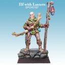 SC Spellcrow Elf With Lantern