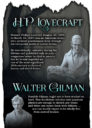 WH Lovecraft The Dreams In The Witch House Miniatures Set 2