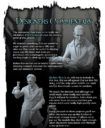 WH Lovecraft The Dreams In The Witch House Miniatures Set 6