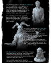 WH Lovecraft The Dreams In The Witch House Miniatures Set 7