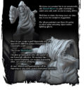 WH Lovecraft The Dreams In The Witch House Miniatures Set 8