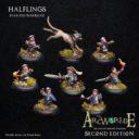 Warploque Halflings