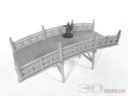 3D Alien World Bridges15