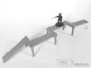 3D Alien World Bridges18