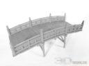 3D Alien World Bridges20