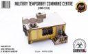 Antenociti Military Temporary Command Centre