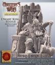 AoW DWARF KING STATUE STL 1