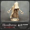CMON Bloodborne Boardgame Female Beast Patient