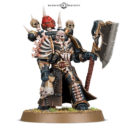 Games Workshop Warhammer 40.000 New Chaos Characters 1
