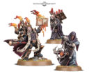 Games Workshop Warhammer 40.000 New Chaos Characters 2